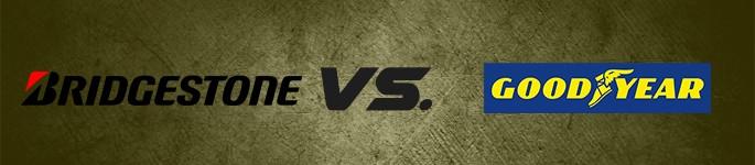 bridgestone vs. goodyear
