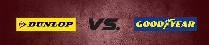 Dunlop vs goodyear