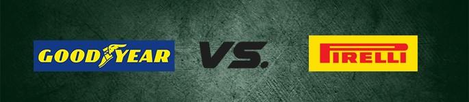 goodyear vs. pirelli