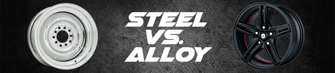 Steel vs. Alloy Wheels – a full comparison