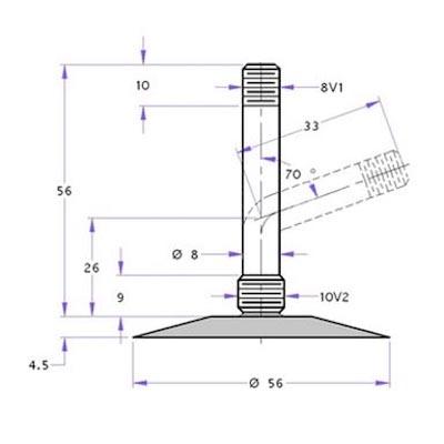 BRIDGESTONE TU 6.7-12 V:JS2 JPN BS TUBE 12