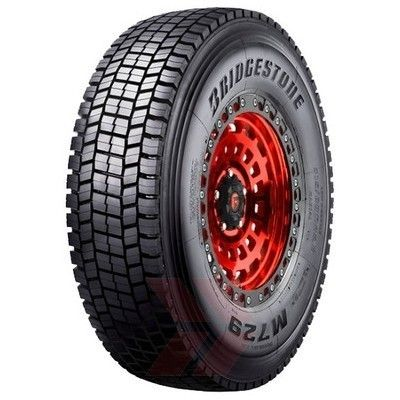 BRIDGESTONE V STEEL MIX M729 M+S 295/80R22.5 152/148M