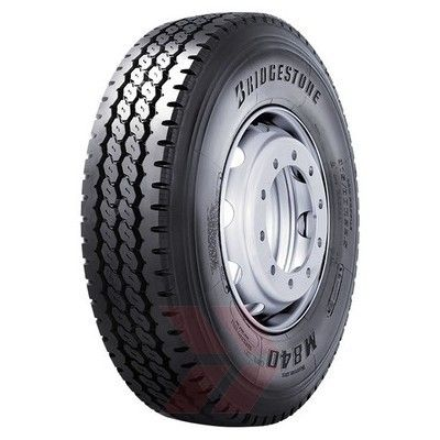 BRIDGESTONE V STEEL MIX M840 M+S 14PR 10R22.5 144/142K