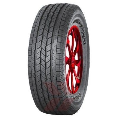 DURATURN TRAVIA HT OWL (OUTLINED WHITE LETTERS) 235/60R18 103H