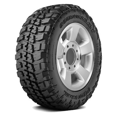 FEDERAL COURAGIA MT 10PLY LT285/75R16 126/123Q
