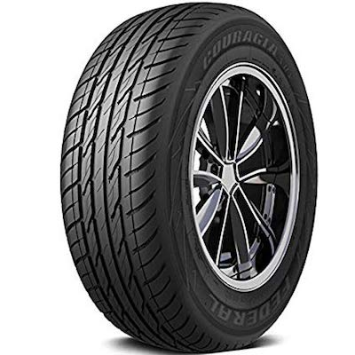 FEDERAL COURAGIA XUV P265/70R18 116S