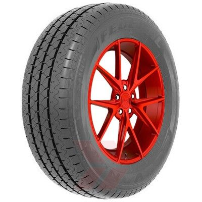 FEDERAL ECOVAN ER02 8 PLY RATING 205/75R16C 110R