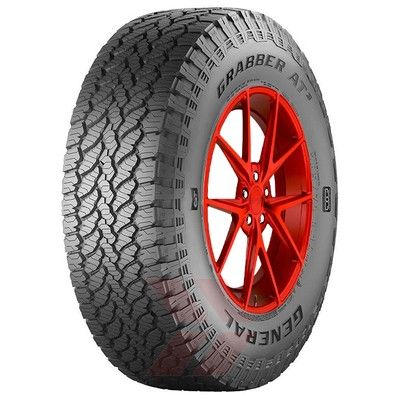 GENERAL TIRE GRABBER AT3 XL M+S FR 235/55R18 104H