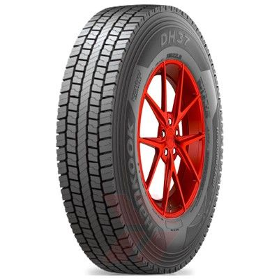 HANKOOK DH 37 16 PLY RATING 11.00R22.5 148/145M
