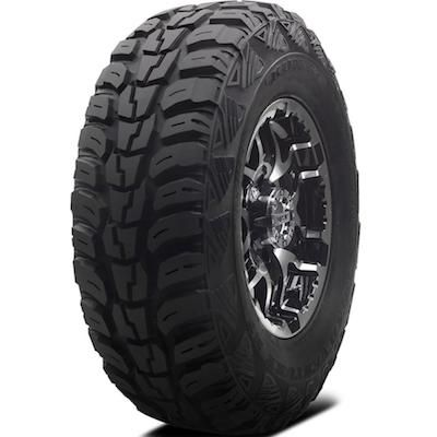 KUMHO ROAD VENTURE MT KL71 M+S 10 PLY RATING 285/75R16LT 126/123Q