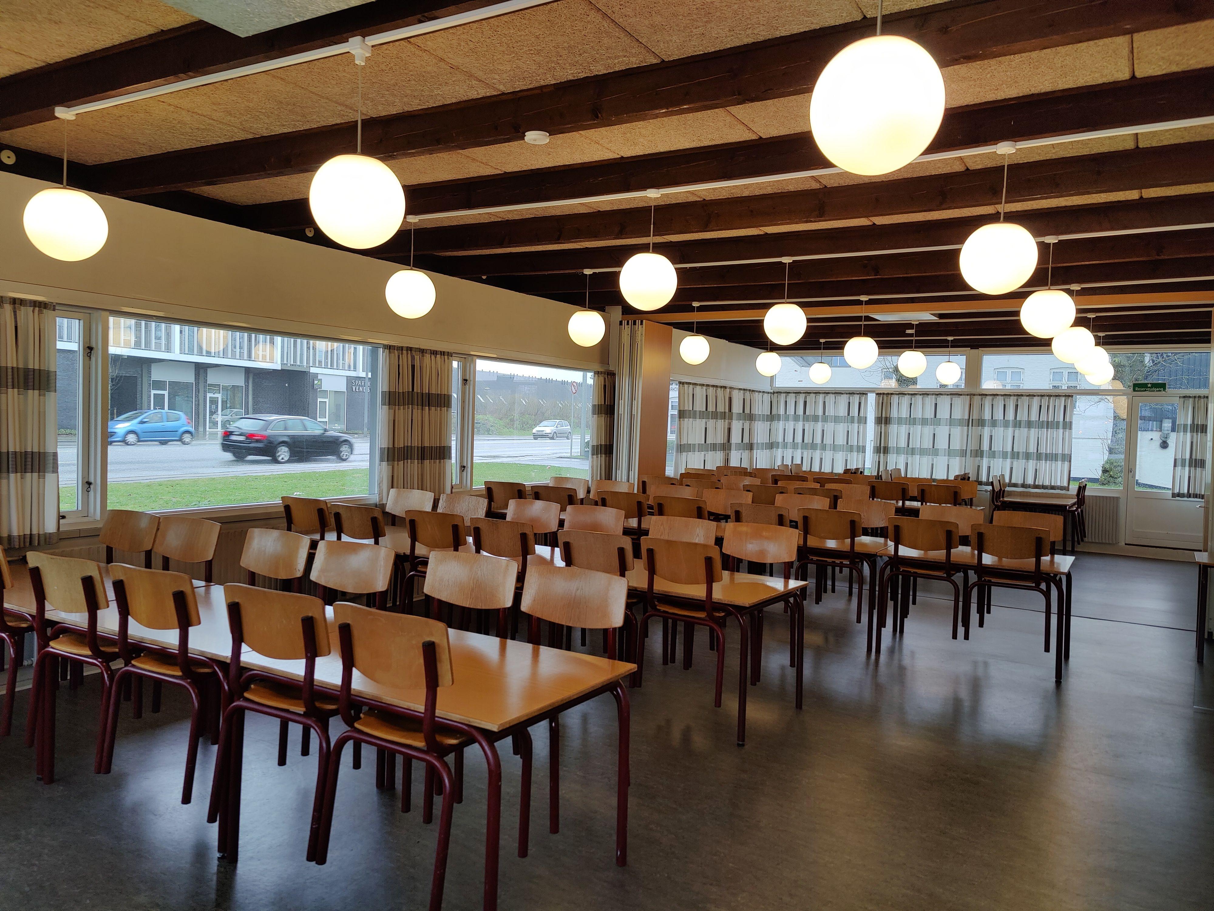 Skalborghallen Selskabslokale