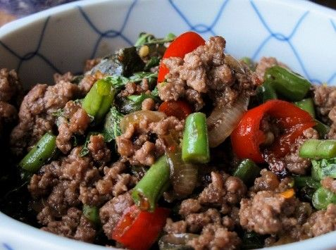 Chili Leek 90/10 Minced Beef