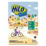 HiLo Teen Vanilla Caramel 500gr (12D)
