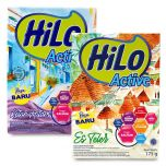 Paket Nutrifood - HiLo Active Es Teler & Es Ketan Hitam