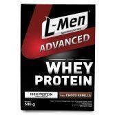 L-Men Whey Advanced Choco Vanilla 500gr
