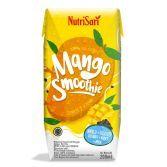 NutriSari Mango Smoothie 200ml (24 Pcs) - Ready to Drink