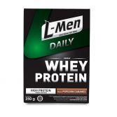 L-Men Whey Daily Popcorn Caramel 250gr
