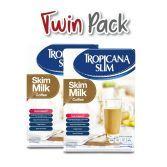 Twin Pack: Tropicana Slim Skim Milk Coffee 500gr