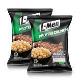 Twin Pack: L-Men Protein Crunch BBQ Beef (20gr)