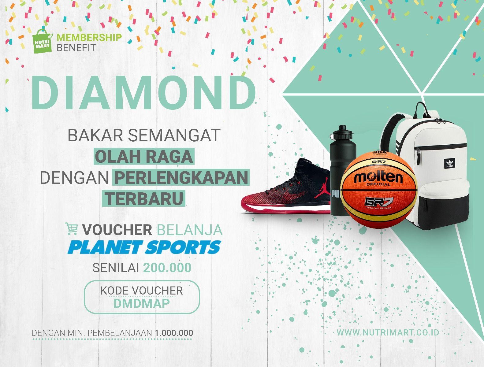 Diamond Planet Sports