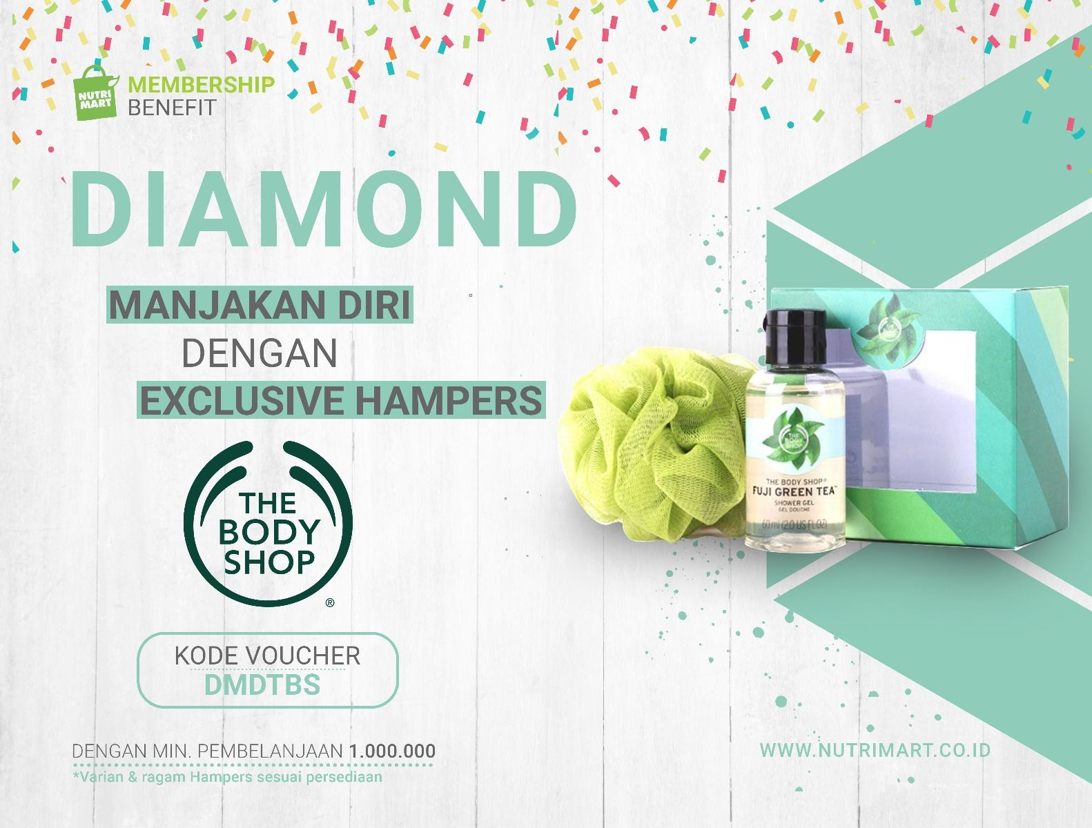 Diamond The Body Shop