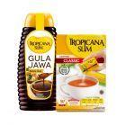 Paket Jaga Gula: Tropicana Slim Gula Jawa + Tropicana Slim Classic (50 Sch)
