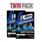 Twin Pack: L-Men Lose Weight Chocolate Cereal 300gr