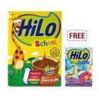 HiLo School Chocolate 750gr FREE HiLo Acive Ketan Hitam 175gr
