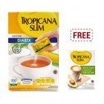 Tropicana Slim Diabtx (100 sch) FREE Tropicana Slim Avocado Coffee (4 Sch)