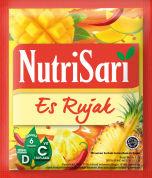 NutriSari Es Rujak (1 Karton / 16 Renceng @10 Sachet)