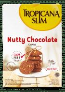 Tropicana Slim Nutty Chocolate Cookies 200gr (12D)
