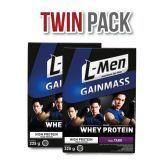 Twin Pack: L-Men Gain Mass Taro 225gr