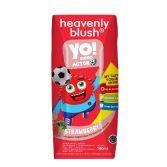 Heavenly Blush Yo Kiddo Actigro Strawberry Broccoli (24 Pcs)