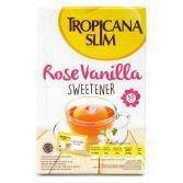 Tropicana Slim Sweetener Rose Vanilla (50 Sch)