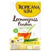 Tropicana Slim Sweetener Lemongrass Pandan (50 Sch)