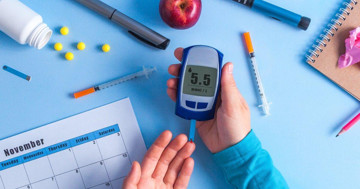 Tips Mengurangi Risiko Diabetes