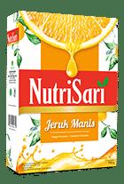 NutriSari Jeruk Manis Refill