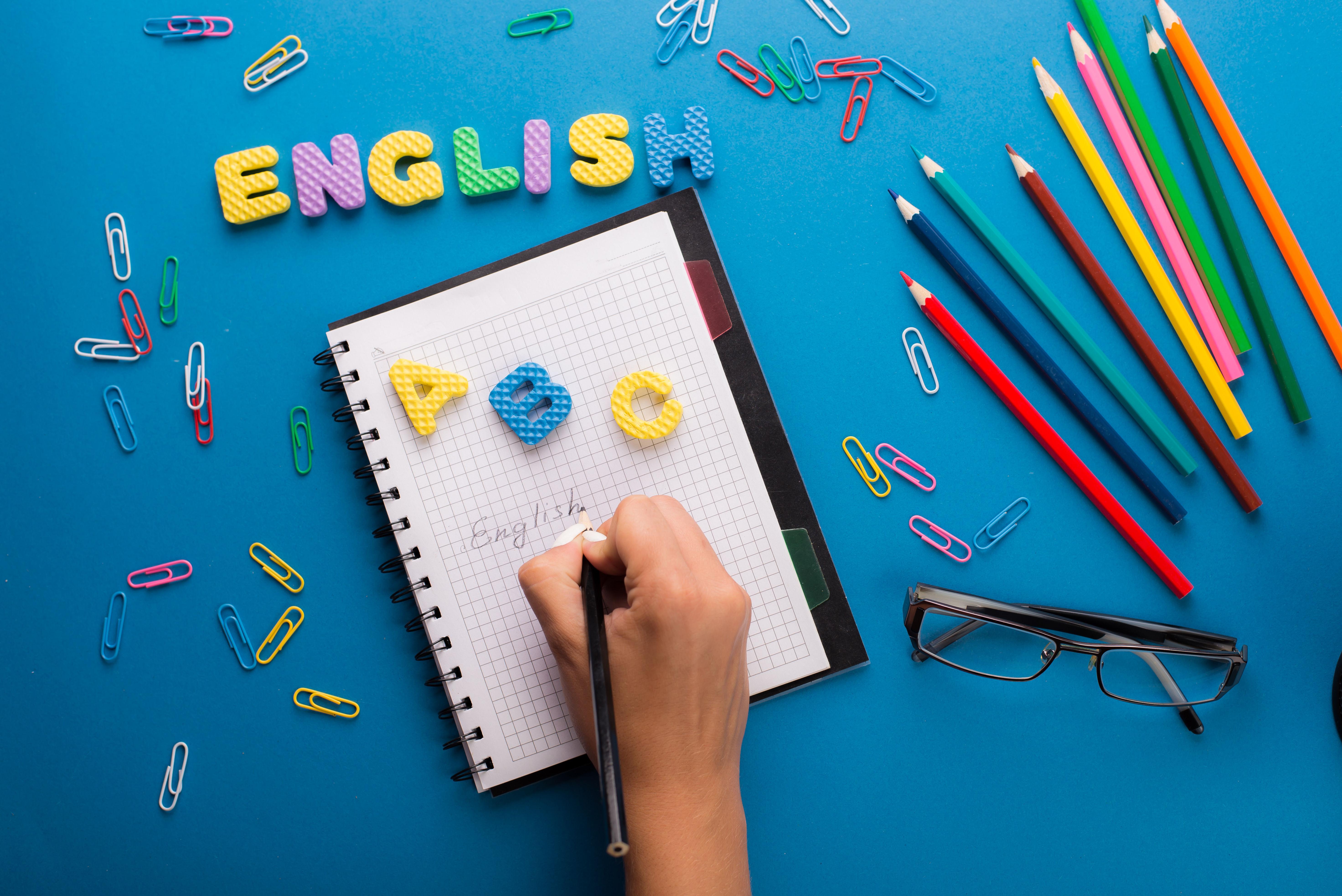 English Foundation Age 3 4 Years