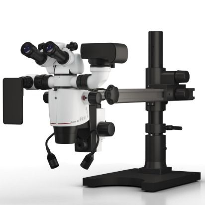 <p>Luxeo 6i delivers state-of-art engineering and design to users most concerned with performance and value. From a fluid <strong>zoom control (6:1)</strong>, bright and efficient <strong>co-axial LED illumination</strong> with ergonomically placed light controls, and a crisp <strong>apochromatic galiliean optical system</strong> delivering the highest fidelity image resolution, our team has met the call to deliver the most attractive and valuable stereo microscope for industrial and medical purposes. An optional<strong>tilting viewing body</strong> makes the system more ergonomic, and a range of stand types promise</p>