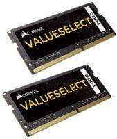 Corsair Value Select 2x8GB DDR4 SO-DIMM PC4-17000 [CMSO16GX4M2A2133C15]