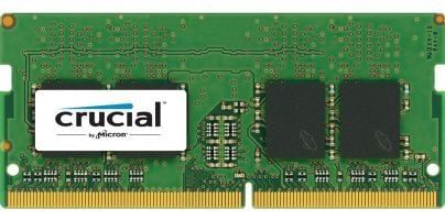 Crucial 4GB DDR4 SODIMM PC4-19200 [CT4G4SFS824A]