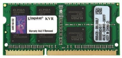 Kingston ValueRAM 8GB DDR3 SO-DIMM PC3-12800 (KVR16S11/8)