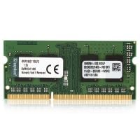 Kingston ValueRAM 2GB DDR3 SO-DIMM PC3-12800 (KVR16S11S6/2)