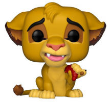 Фигурка Funko POP! Vinyl: Disney: Lion King: Simba (36395)
