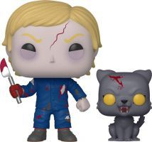 Фигурка Funko POP! Vinyl: Horror: Pet Sematary: Undead Gage & Church 37628