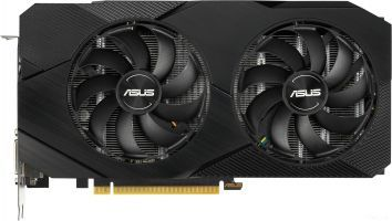 Видеокарта Asus GeForce GTX 1660 Super Dual Evo Advanced Edition 6GB GDDR6