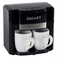 Кофеварка GALAXY GL0708 (Black)