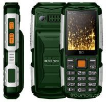 BQ BQ-2430 Tank Power (Green-Silver)