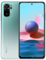 Смартфон Xiaomi Redmi Note 10 4GB/128GB (Lake Green)
