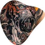 Tiger im japanischem Tattoostil